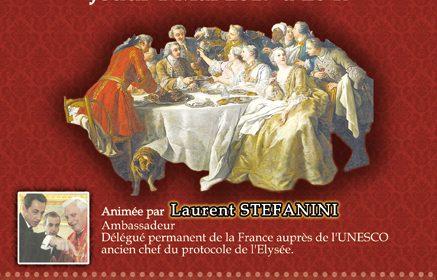 Conférence Laurent STEFANINI