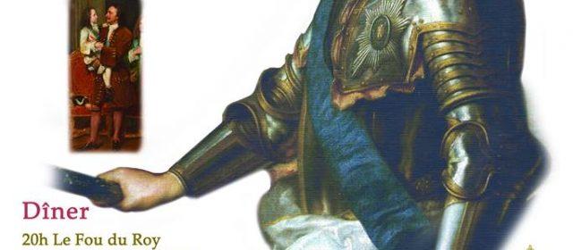Samedi 23 Septembre : «Pierre le Grand, un tsar en France. 1717»