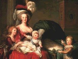 """Jeudi 17 Mai : """"Marie-Antoinette, les secrets d'une reine"""" (Hélène DELALEX)"""