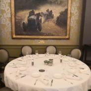 Jeudi 28 (20h30) : Dîner dans les Salons de l'Hôtel des Arts et Métiers
