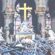 Notre-Dame de Paris : Joyeuses Pâques