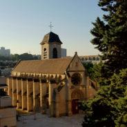 Samedi 21 Septembre : Visite de l'église Saint-Denys d'Arcueil