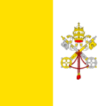 Drapeau du Vatican